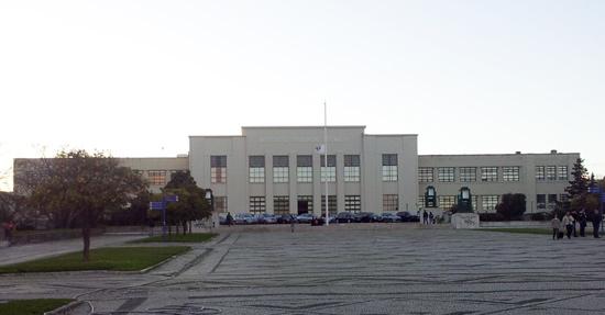 Technikos institutas Lisabonoje. E. Adomaičio nuotr.