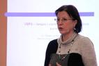 Dr. Regina Varnienė (Lietuvos nacionalinė Martyno Mažvydo biblioteka). I. Endrijaitienės nuotr.