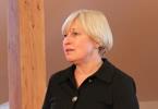 Olga Žalienė, Lietuvos muziejų asociacijos valdybos sekcijos pirmininkė. I. Endrijaitienės nuotr.