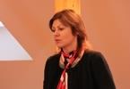 Pranešimą skaito Skaidra Vaicekauskienė, VšĮ ITMC direktorė, Vilniaus universiteto dėstytoja. I. Endrijaitienės nuotr.