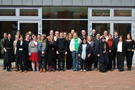 Participants of the seminar in Leuven. © Bruno Vandermeulen