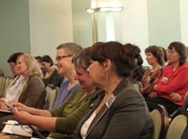 Konferencijos dalyviai. I. Endrijaitienės nuotr.