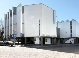Šiuolaikinio meno centras. A. Valužio nuotr.