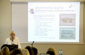 Danutė Mukienė (LM ISC LIMIS, Lietuva). A. Valužio  nuotr.