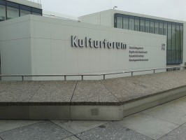 Kulturforum kompleksas. L. Strolytės nuotr.