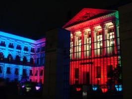 Bundesrat (aukštesniųjų parlamento rūmų) pastatas. L. Strolytės nuotr.