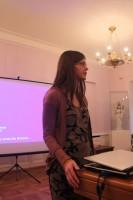 """Tarptautinio projekto """"Europeana Photography"""" koordinatorė Viktorija Jonkutė"""