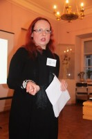 Kauno miesto muziejaus Edukacinių programų ir renginių organizavimo skyriaus vedėja, istorikė Skaidra Grabauskienė