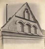 Rūdninkų gatvės fragmentas. 1915. Fotopopierius, fotografija. Nuotr. Jano Bulhako