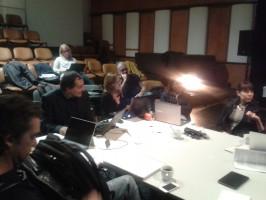 Plenarinio susitikimo dalyviai