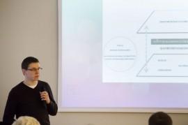 LM ISC LIMIS centro sistemos portalo administratorius Ernestas Adomaitis. T. Kapočiaus nuotr.