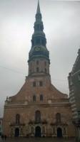 Šv. Petro bažnyčia. D. Snarskio nuotr.