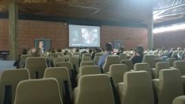 """Konferencija """"Kultūros institucijos skaitmeninasi! Daugiakalbiškumas, kūrybiškumas ir pakartotinis panaudojimas"""". D. Snarskio nuotr."""